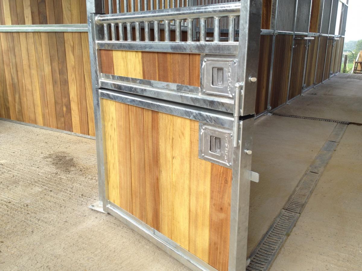 Windsor Pony Door & Internal Pony Split Door - Hancox Equestrian