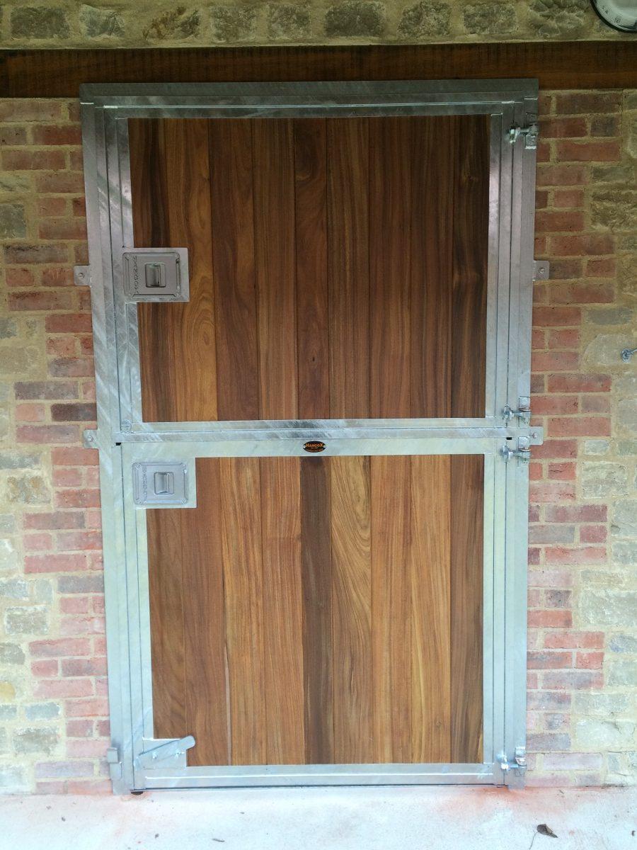 Deluxe Exterior Top Amp Bottom Stable Doors Hancox Equestrian