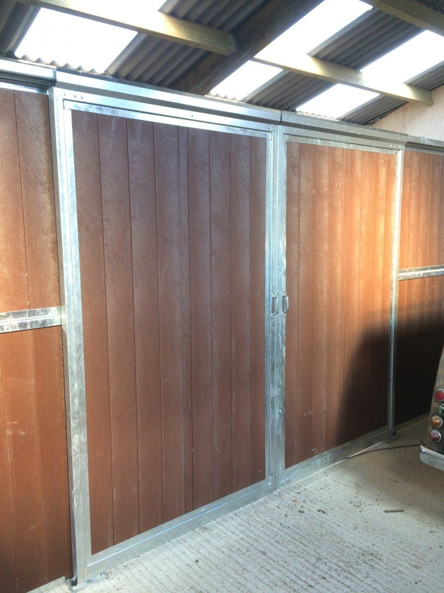External Barn Doors Hancox Equestrian